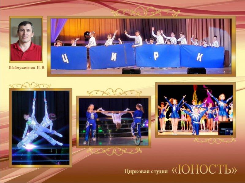 Народная Цирковая студия «Юность»