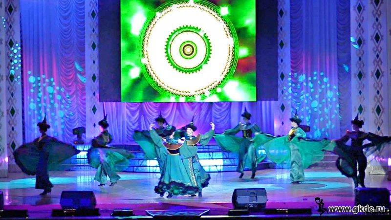 Торжественное мероприятие, посвящённое 100-летию образования Республики Башкортостан.